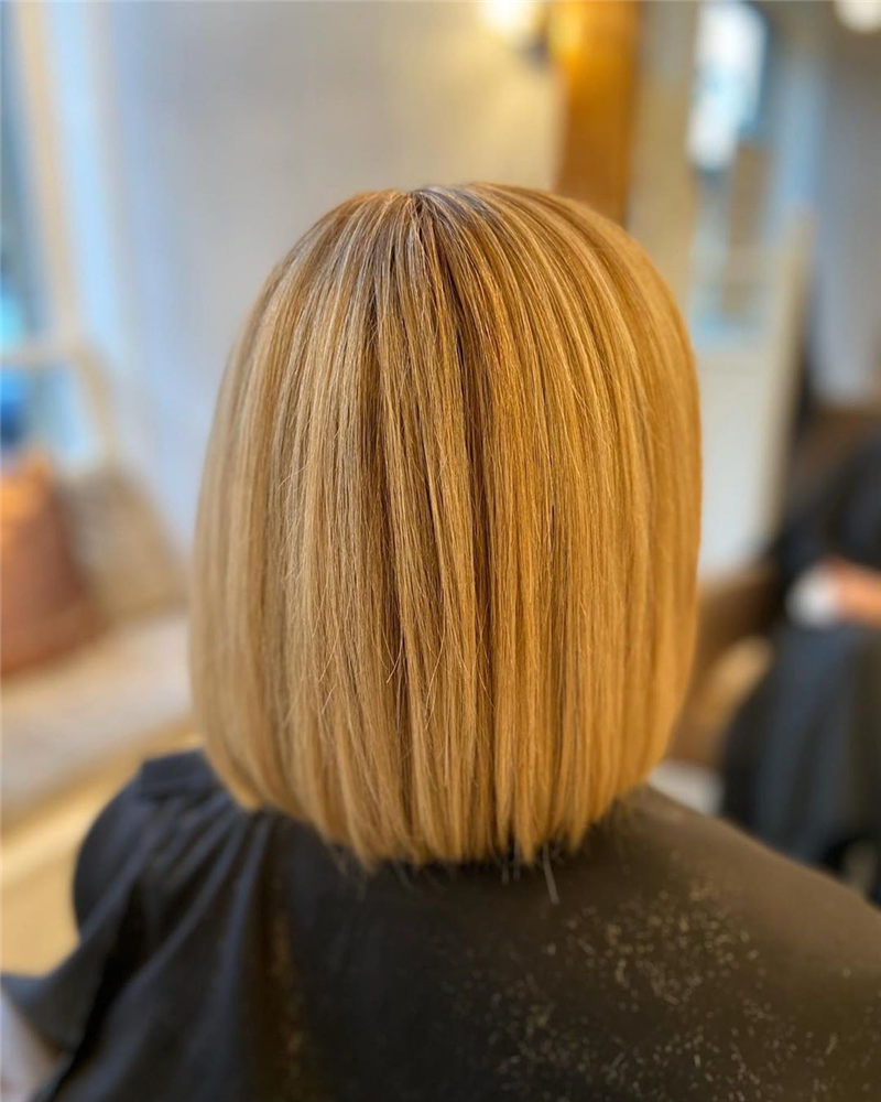 Cool Bob Haircuts You Should Try in 2020-15