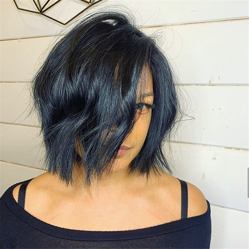 Cool Bob Haircuts You Should Try in 2020-18