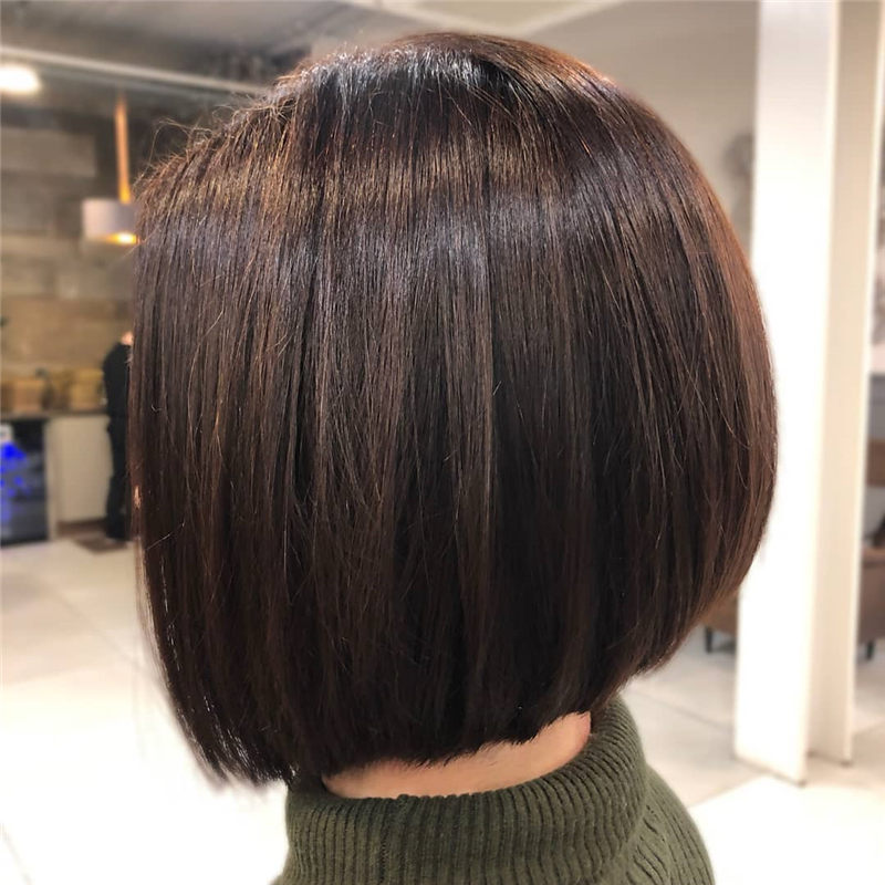 Cool Bob Haircuts You Should Try in 2020-25