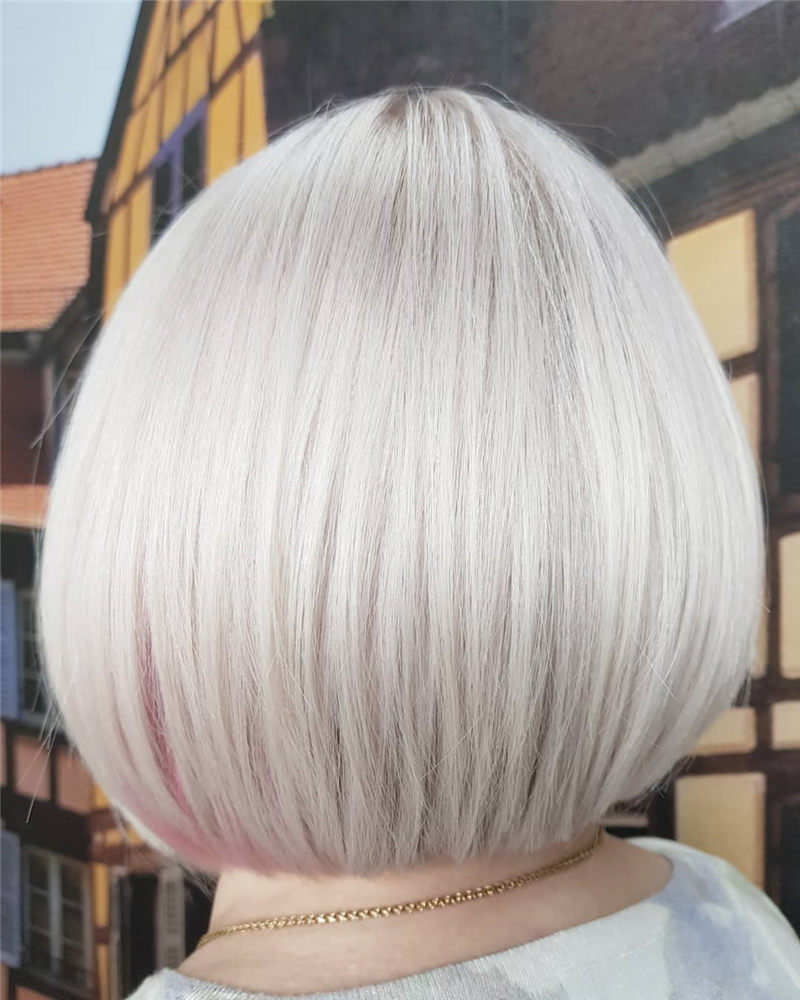 Cool Bob Haircuts You Should Try in 2020-27