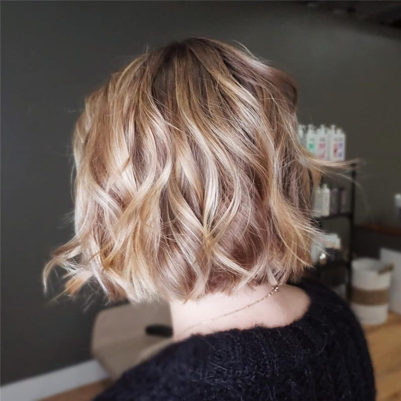 Cool Bob Haircuts You Should Try in 2020-30