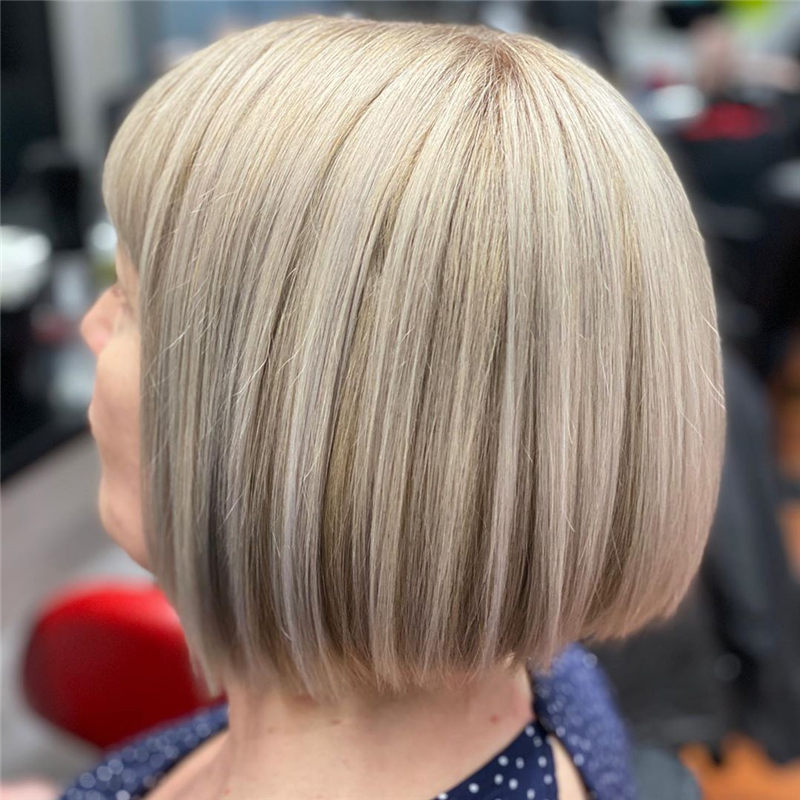 Cool Bob Haircuts You Should Try in 2020-34