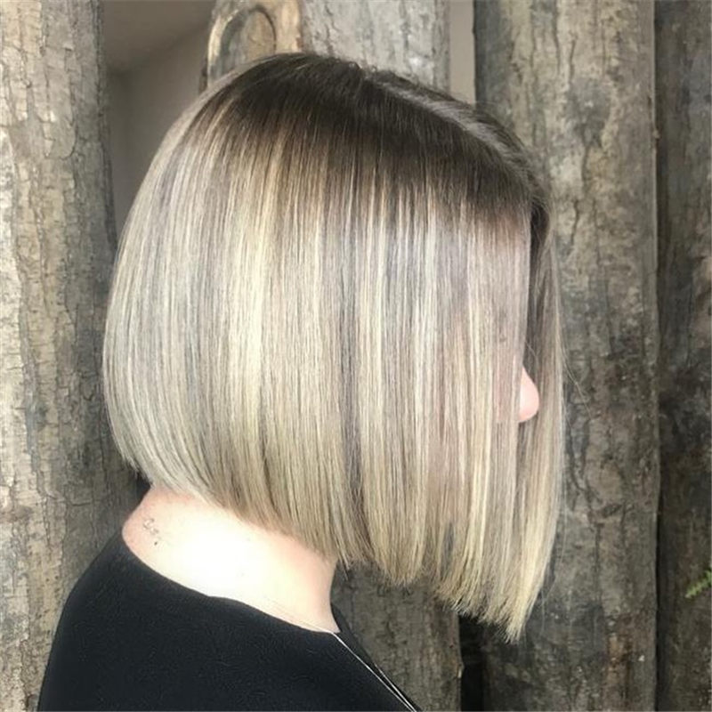 Cool Bob Haircuts You Should Try in 2020-40