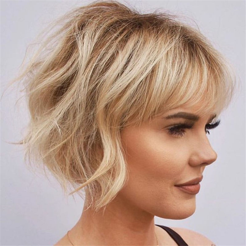 Cool Bob Haircuts You Should Try in 2020-41