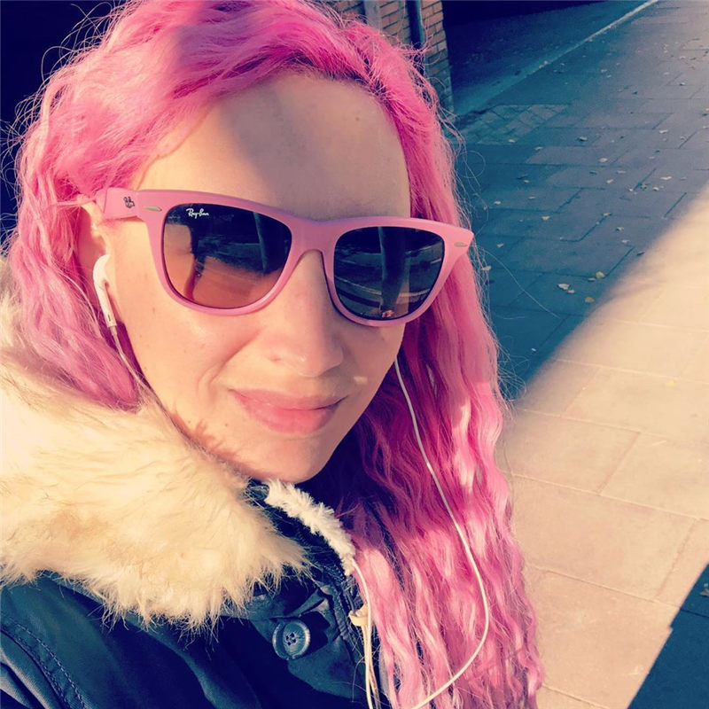 Cute Pink Hair Ideas That You'll Want To Get-17