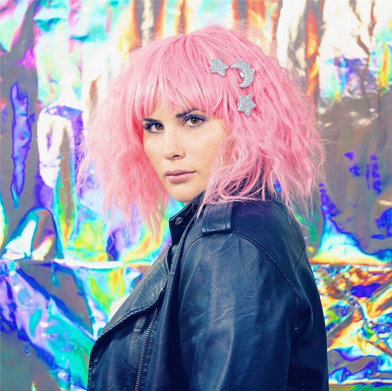 Cute Pink Hair Ideas That You'll Want To Get-19