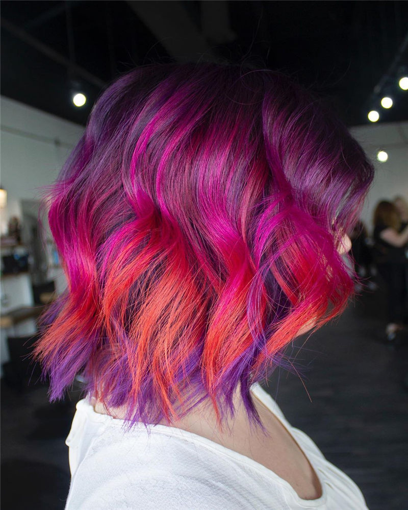 Cute Pink Hair Ideas That You'll Want To Get-21