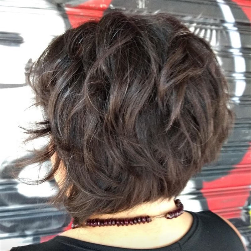 Cute Short Bob Hairstyles You Can Copy This Year-33