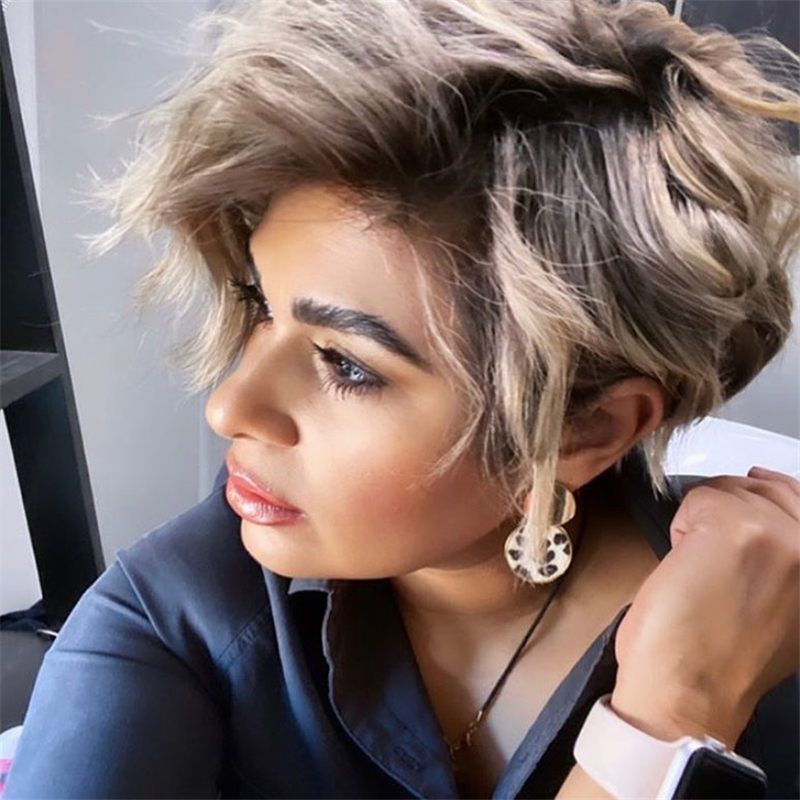 Hottest Pixie Haircuts for 2020-08
