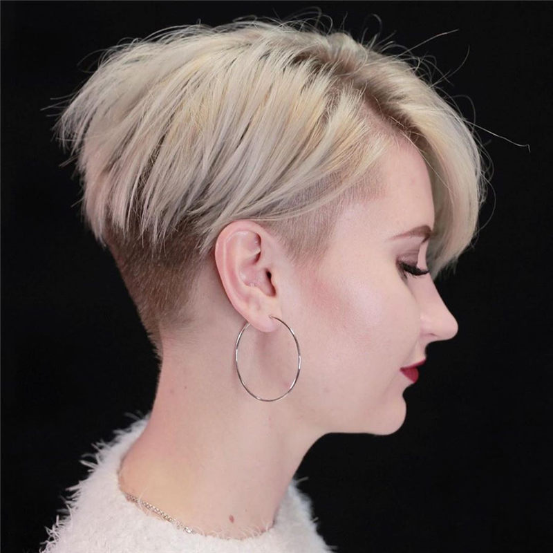 Hottest Pixie Haircuts for 2020-09
