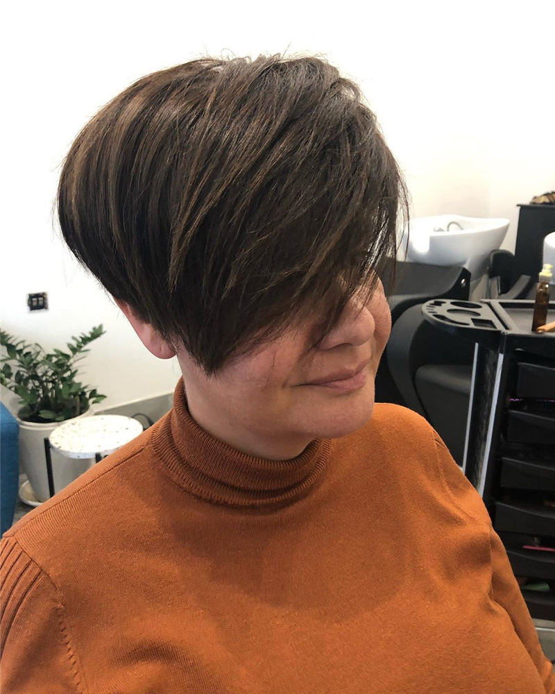 Hottest Pixie Haircuts for 2020-10