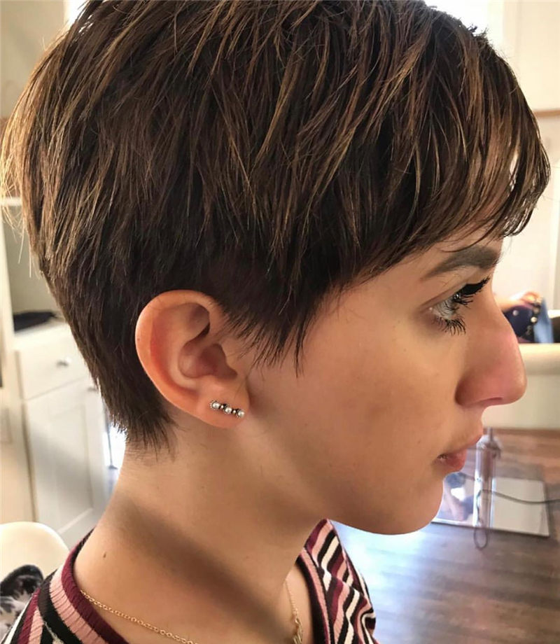Hottest Pixie Haircuts for 2020-31
