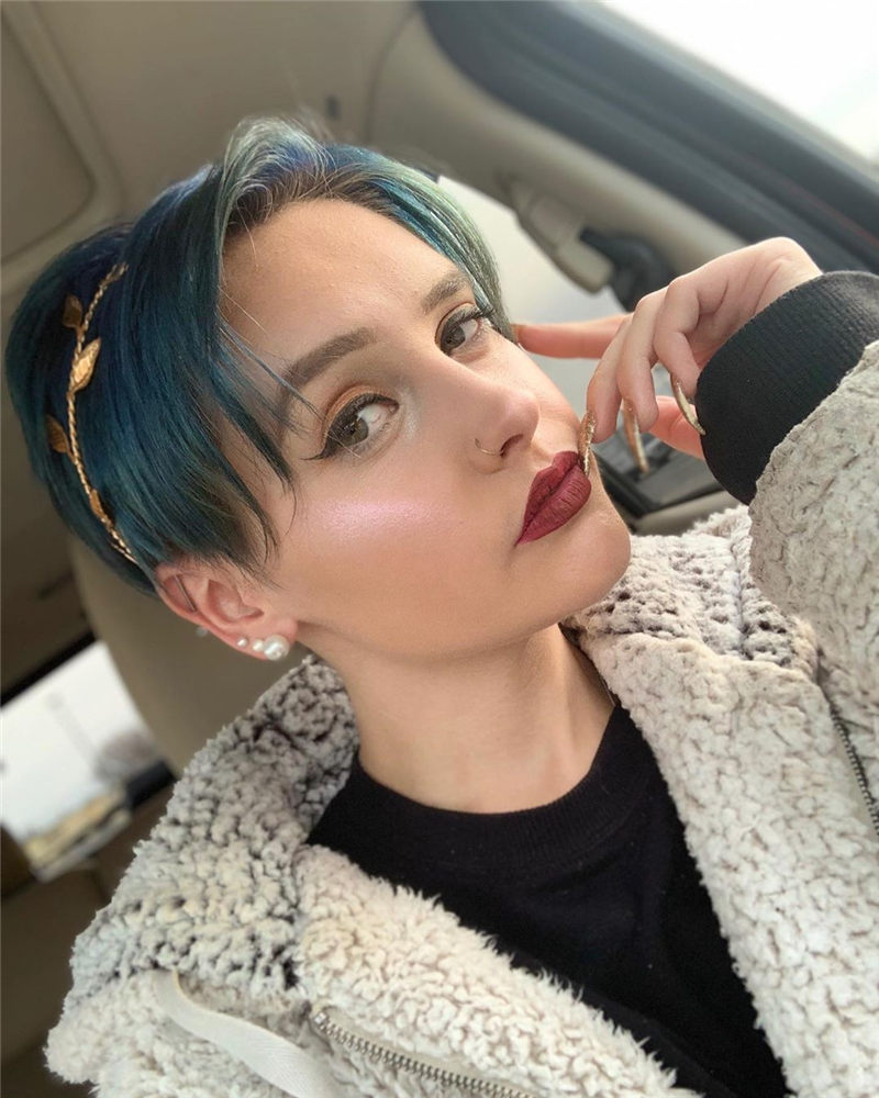 Hottest Pixie Haircuts for 2020-32