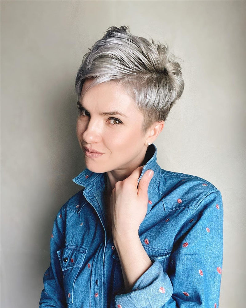 Hottest Pixie Haircuts for 2020-34