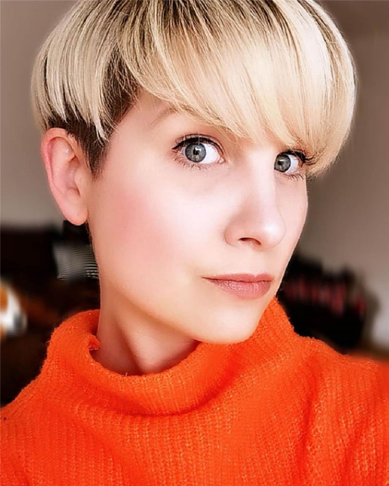 Incredible Short Pixie Haircuts That You Simply Can't Miss-01