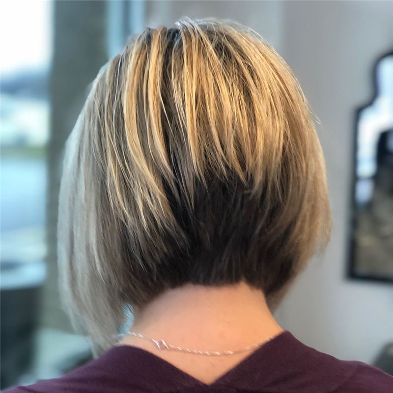 Latest & Hottest Short Hair Ideas for Girls-01
