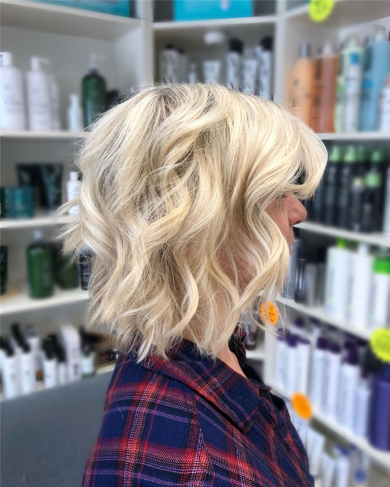 Latest & Hottest Short Hair Ideas for Girls-07