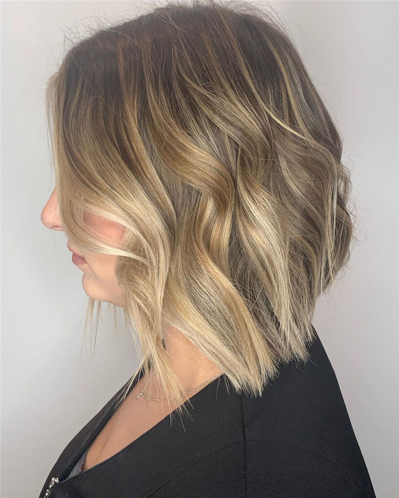 Latest & Hottest Short Hair Ideas for Girls-13
