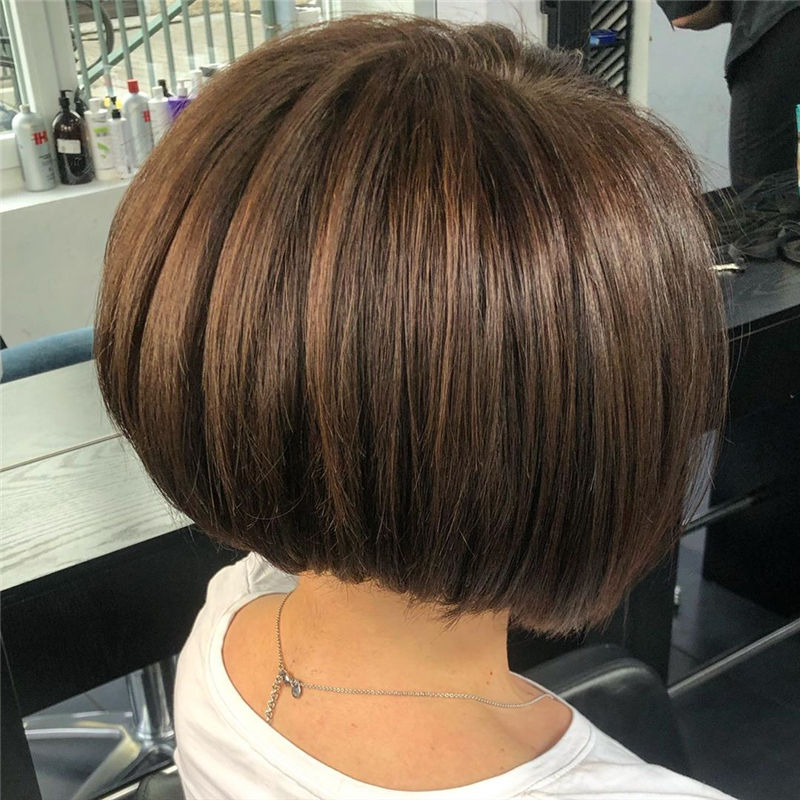 Most Repinned Bob Hairstyles You Cant Miss for 2020 41
