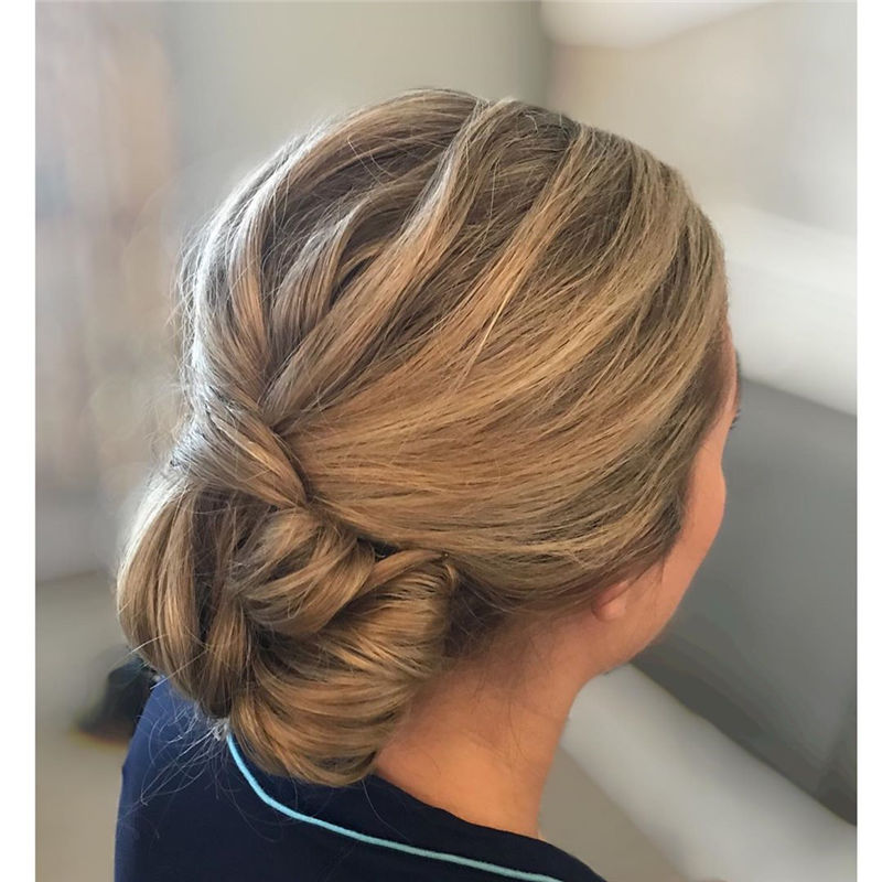 Popular Updo Braided Hairstyles to Look Stylish-15