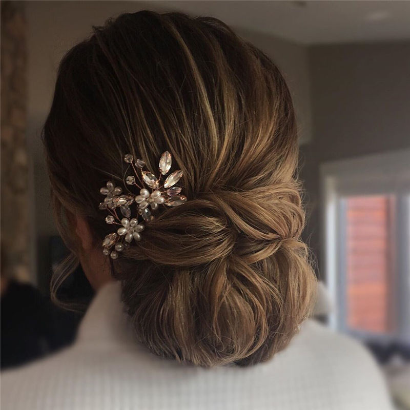 Popular Updo Braided Hairstyles to Look Stylish-43