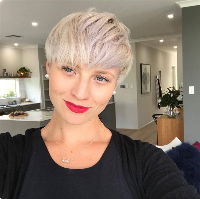 Really Popular Short Hairstyles for An Amazing Look 2020-09