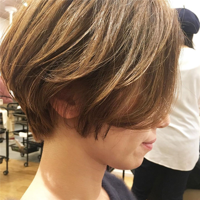 Really Popular Short Hairstyles for An Amazing Look 2020-20
