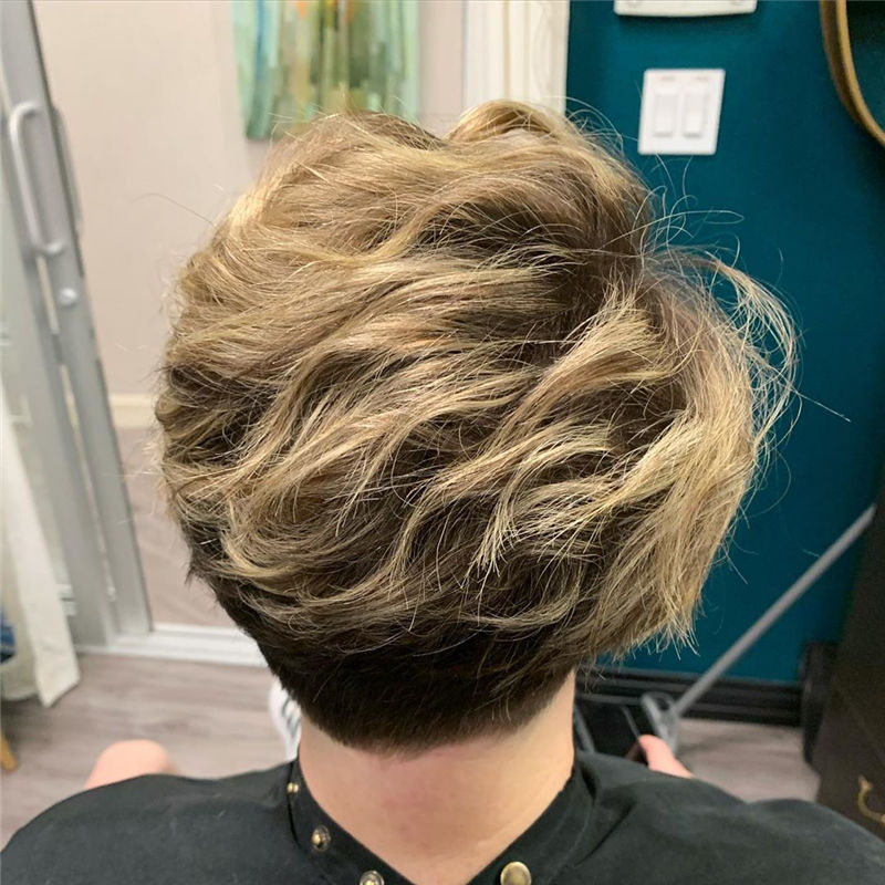 Really Popular Short Hairstyles for An Amazing Look 2020-36