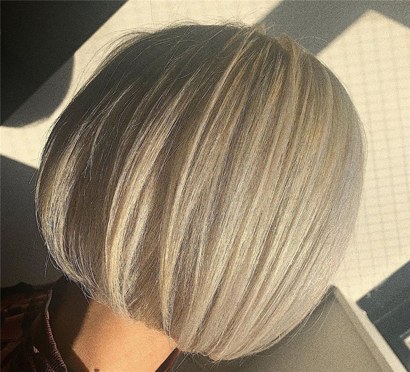 Really Popular Short Hairstyles for An Amazing Look 2020-37