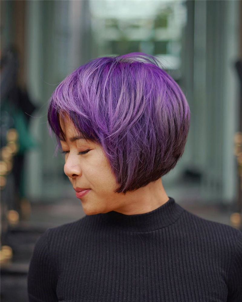 Really Popular Short Hairstyles for An Amazing Look 2020-38