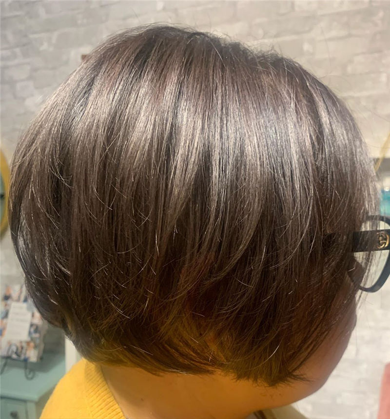 Really Popular Short Hairstyles for An Amazing Look 2020-41