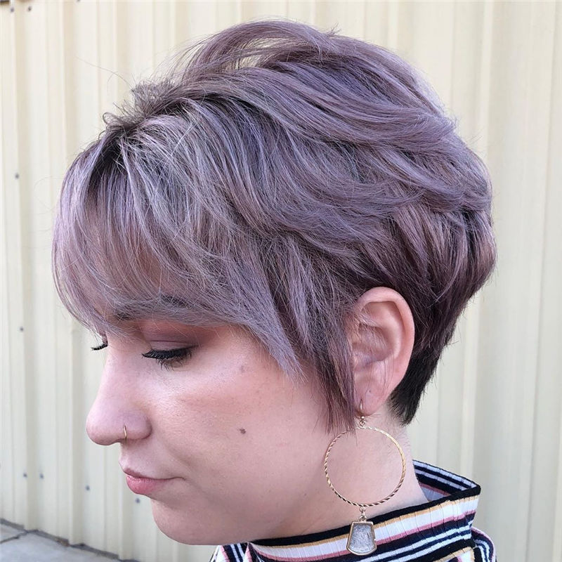 Simple & Cool Short Hairstyles You Should Try This Year-14