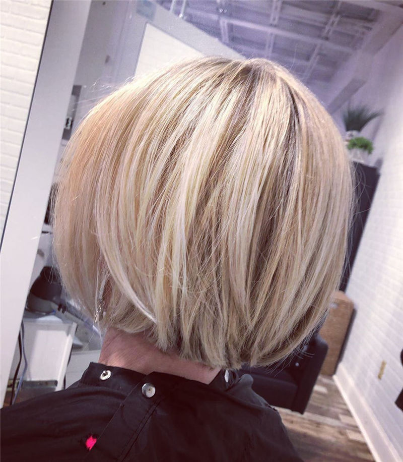 Simple & Cool Short Hairstyles You Should Try This Year-28