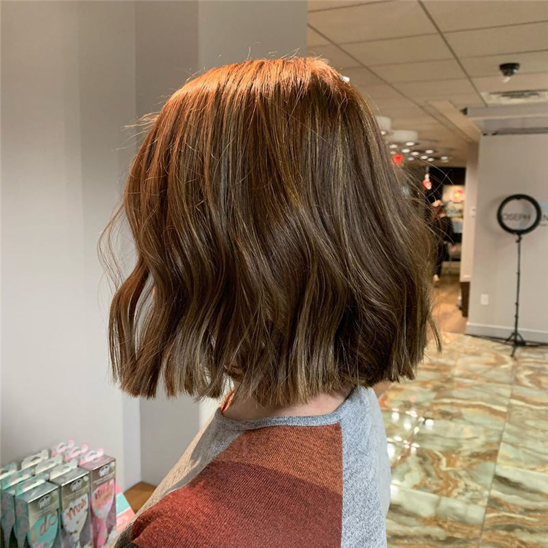 Simple & Cool Short Hairstyles You Should Try This Year-32