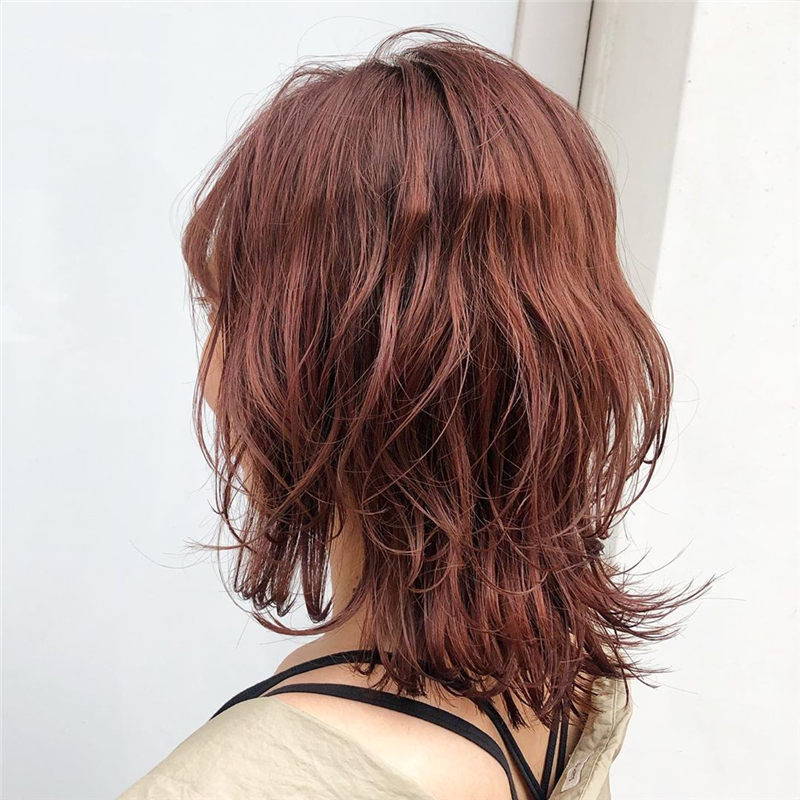 Sort and Pretty Medium Hairstyles That Will Trend in 2020 01