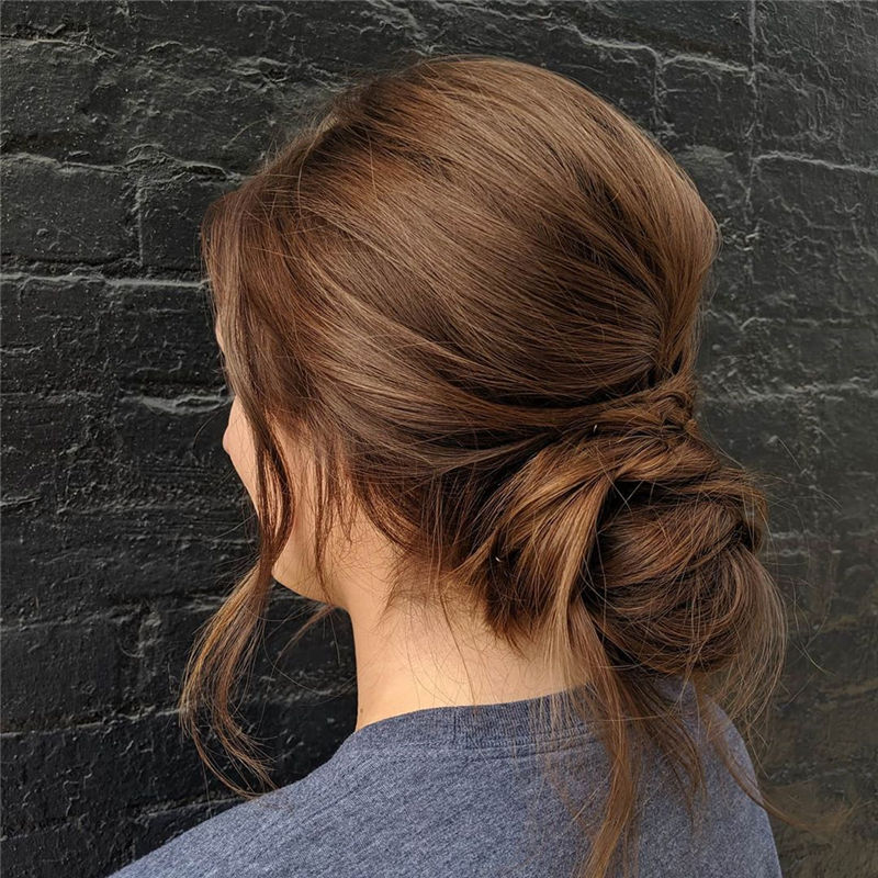 Stunning Updos To Wear To Your Next Party-13