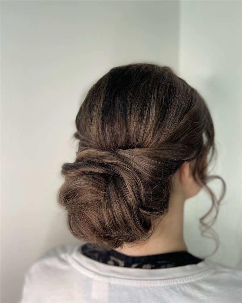 Stunning Updos To Wear To Your Stunning Updos To Wear To Your Next Party-24Next Party-24