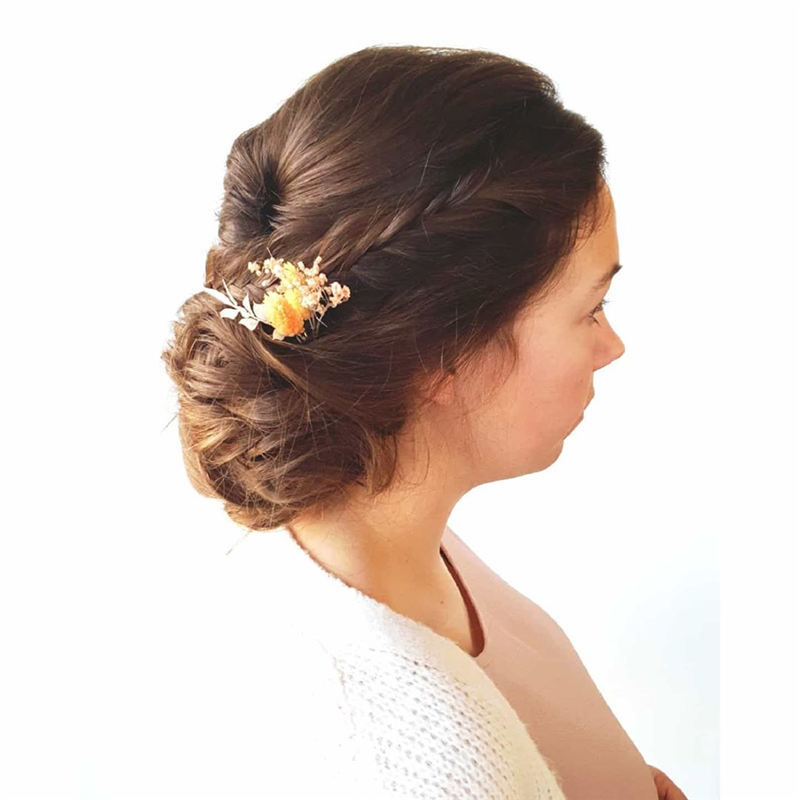 The Ultimate Wedding Hairstyles That Are Easy to Master-04