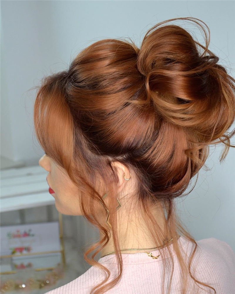 The Ultimate Wedding Hairstyles That Are Easy to Master-20