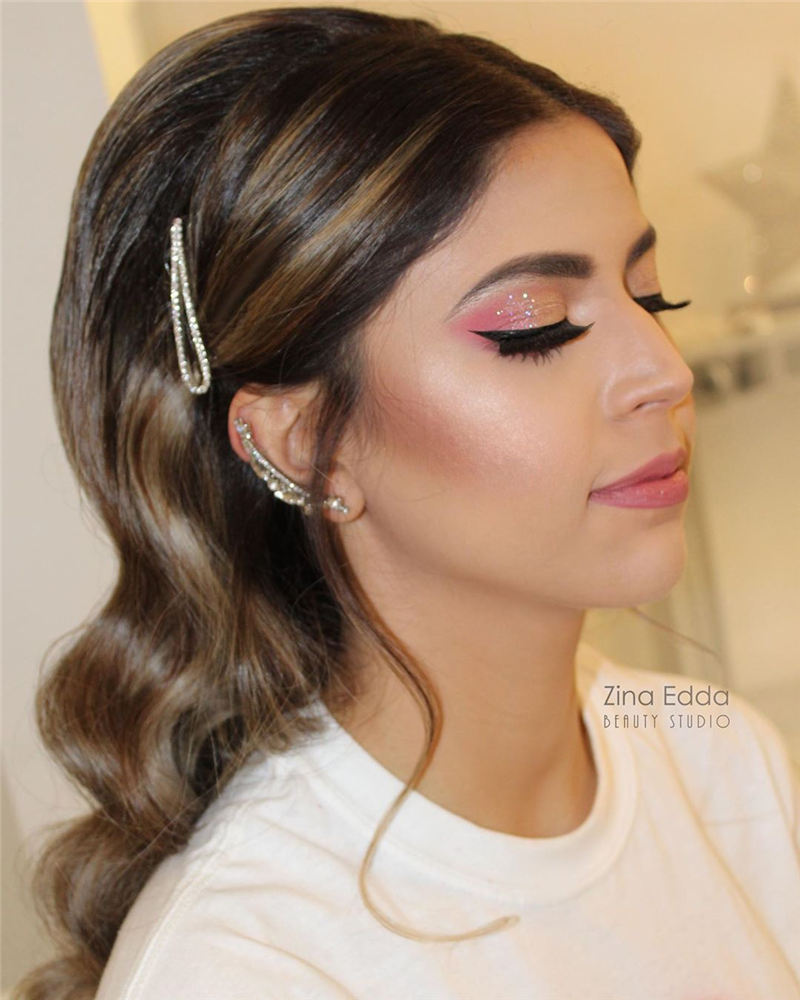 The Ultimate Wedding Hairstyles That Are Easy to Master-46