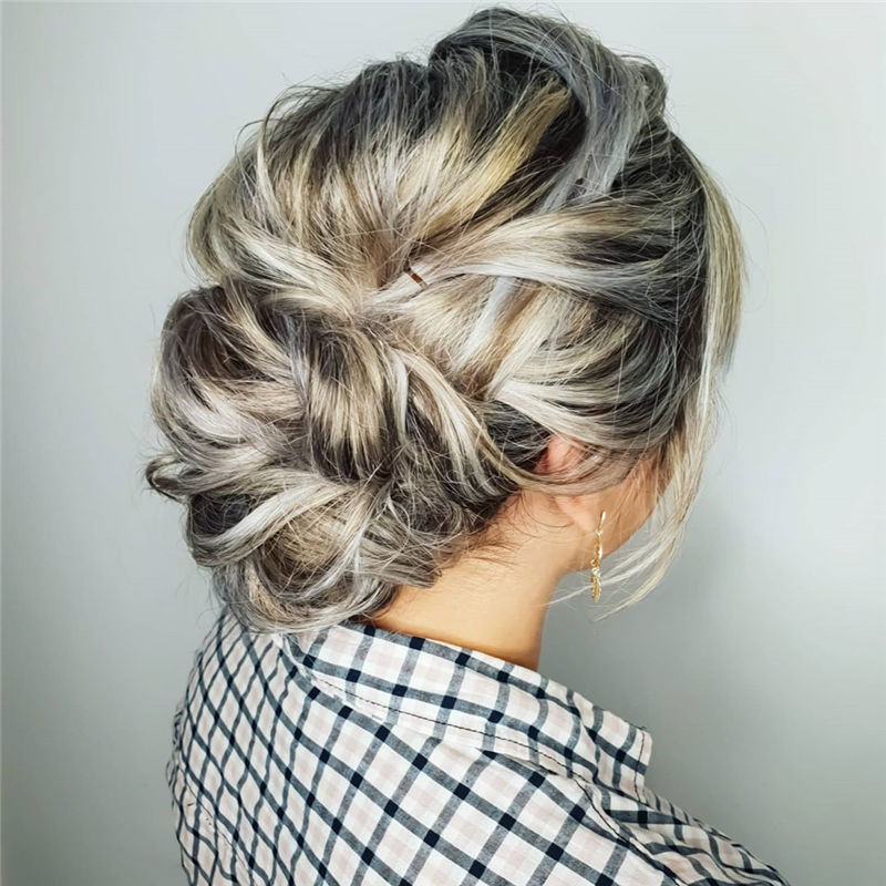 Trending Wedding Hairstyles for Women Anyone Can Do 21