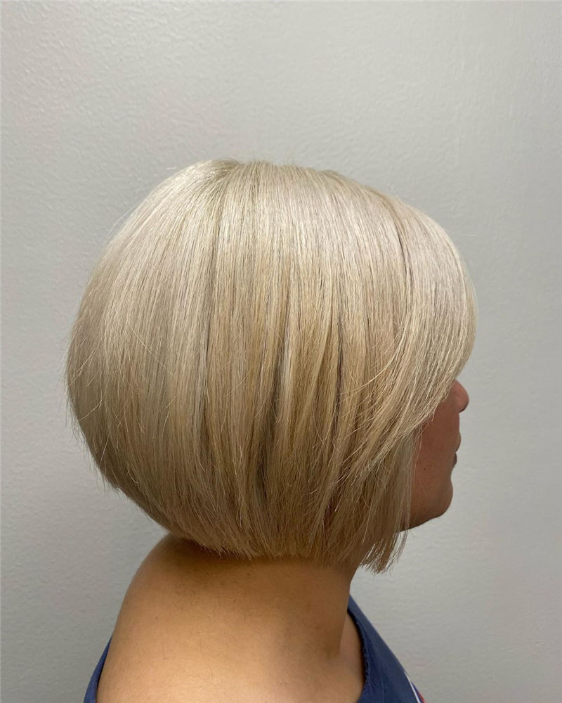 Trendy Bob Haircuts for Women Who Have A Good Taste-01