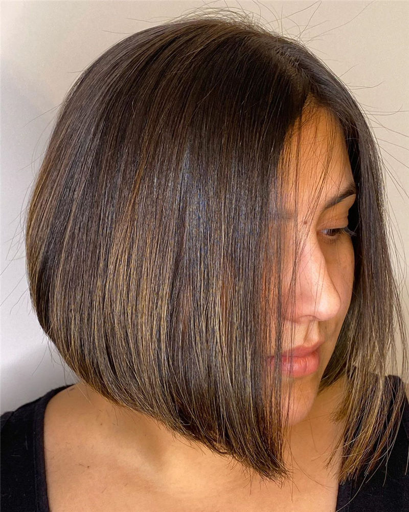 Trendy Bob Haircuts for Women Who Have A Good Taste-03