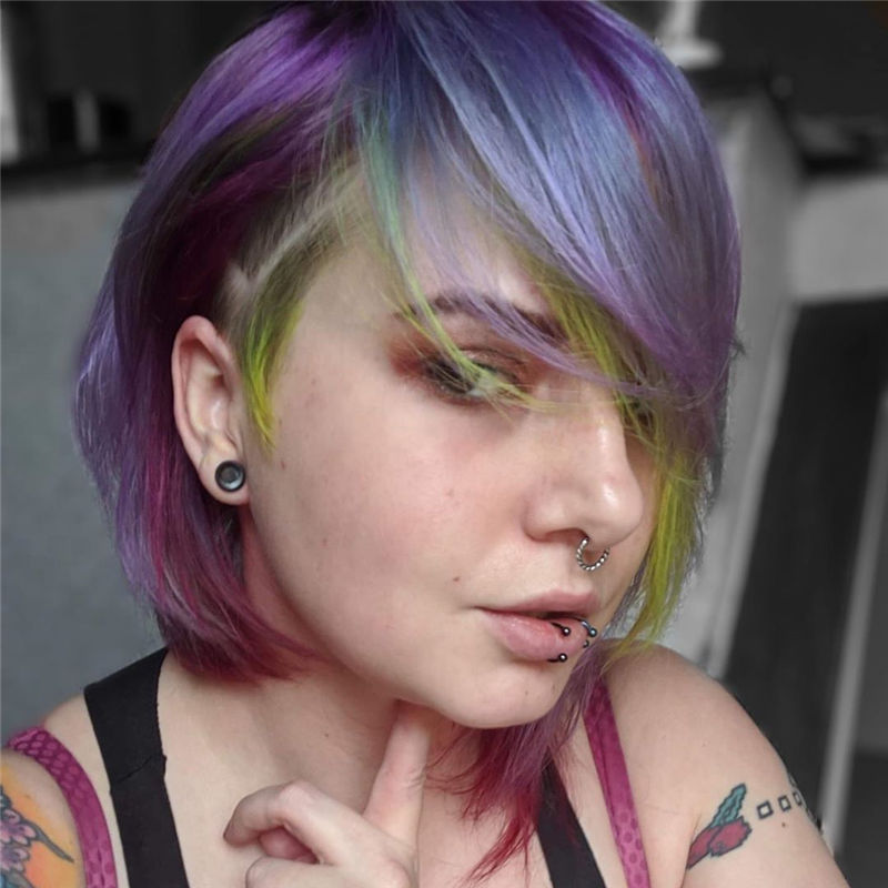 Trendy Bob Haircuts for Women Who Have A Good Taste-04
