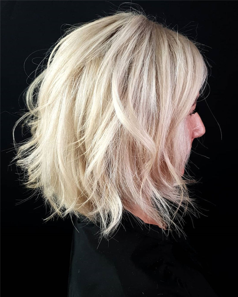 Trendy Bob Haircuts for Women Who Have A Good Taste-05