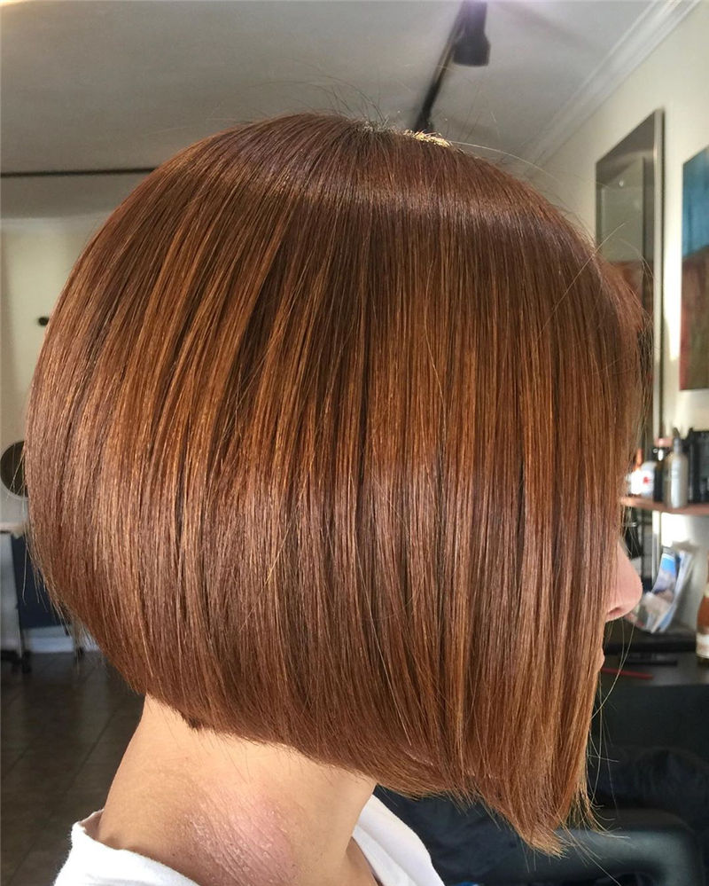 Trendy Bob Haircuts for Women Who Have A Good Taste-06