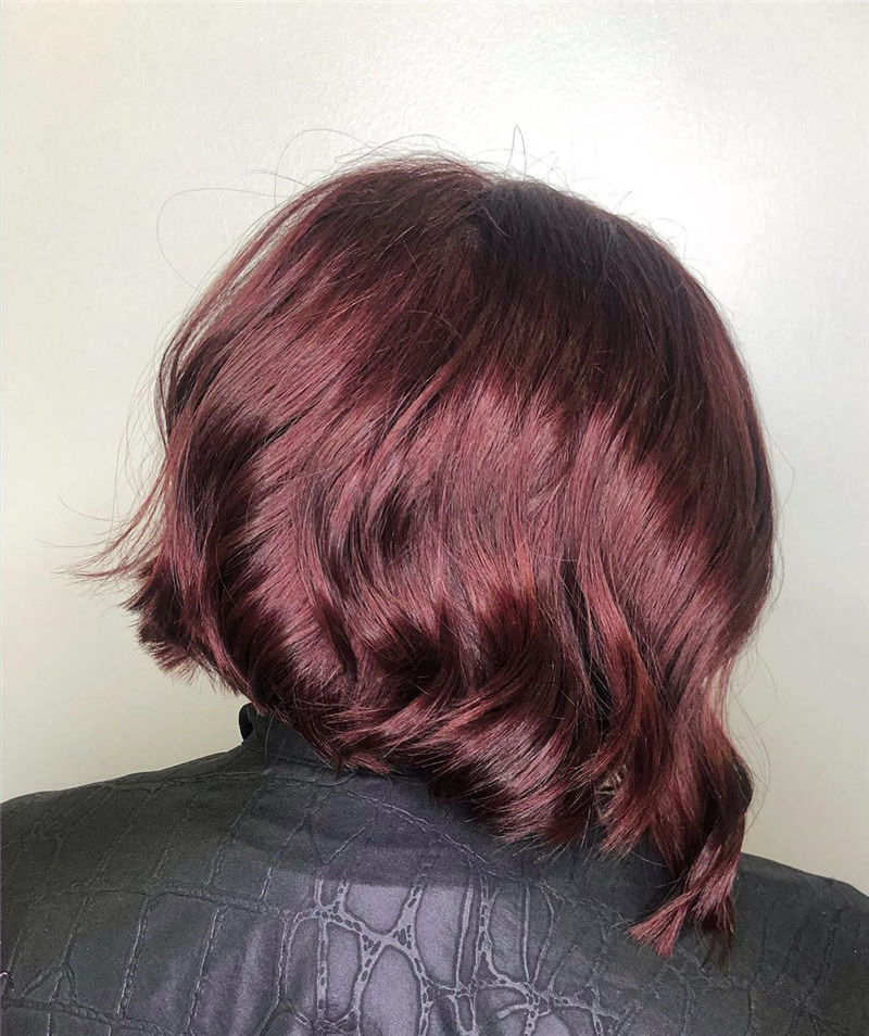 Trendy Bob Haircuts for Women Who Have A Good Taste-11