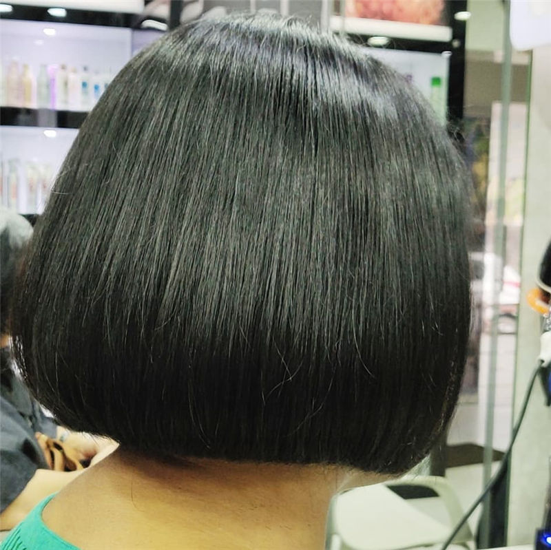 Trendy Bob Haircuts for Women Who Have A Good Taste-14