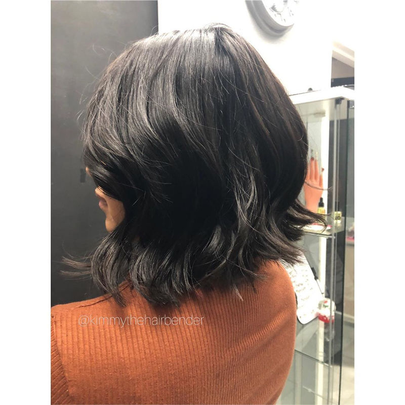 Trendy Bob Haircuts for Women Who Have A Good Taste-16