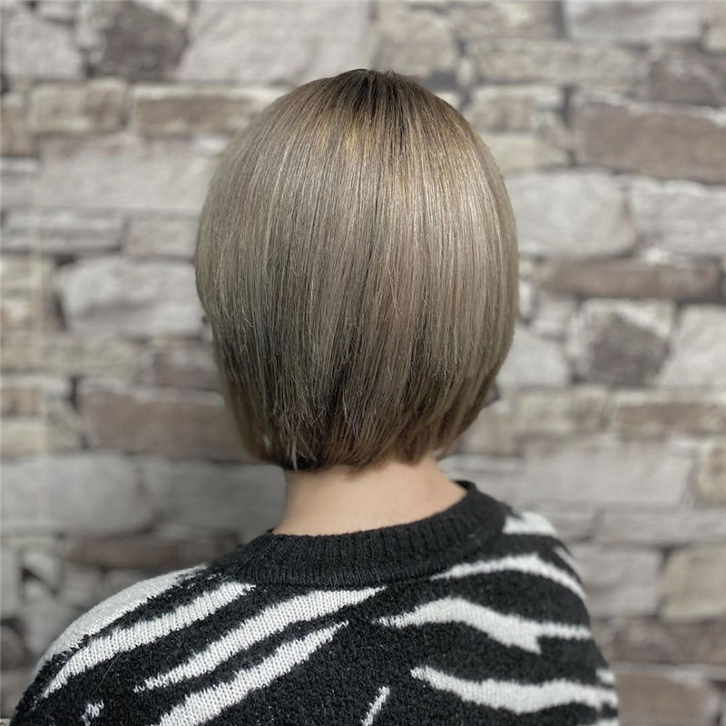 Trendy Bob Haircuts for Women Who Have A Good Taste-20